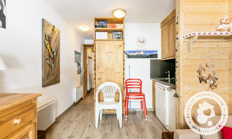 Vacances en montagne Studio 4 personnes (22m²) - Résidence les Sentiers du Tueda - Maeva Home - Méribel-Mottaret - Extérieur été
