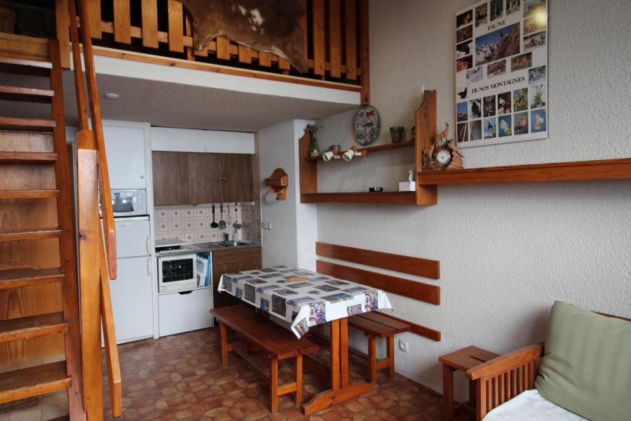 Vacaciones en montaña Apartamento 2 piezas para 4 personas (84M) - Résidence les Sétives - Aussois - Estancia