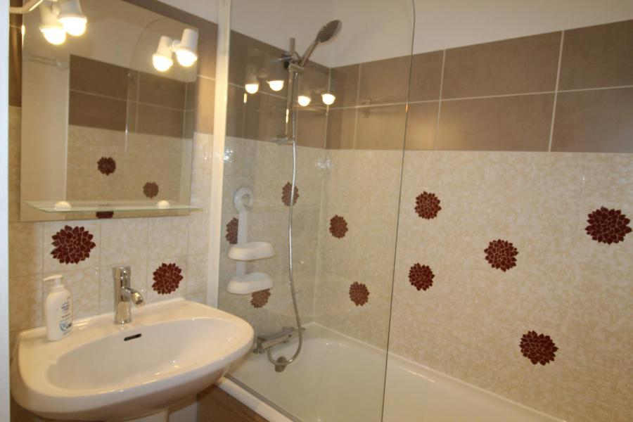 Vacaciones en montaña Estudio para 2 personas (068M) - Résidence les Sétives - Aussois - Cuarto de baño con ducha
