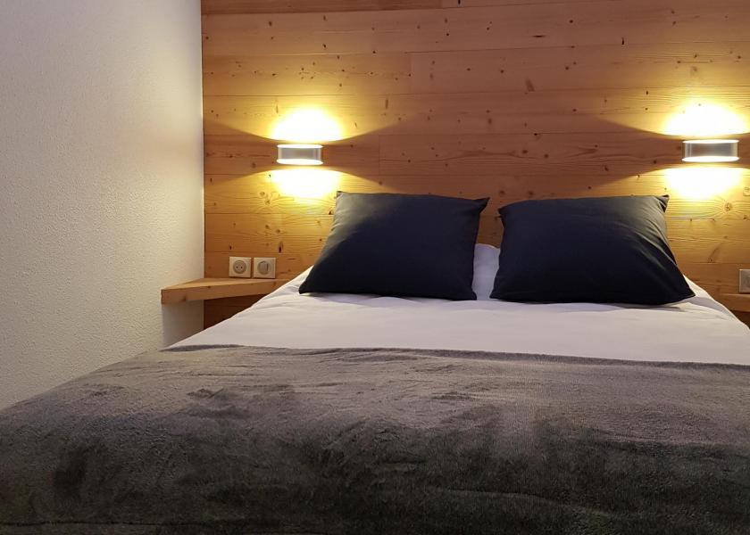 Vacances en montagne Résidence les Silènes - Le Collet d'Allevard - Lit double
