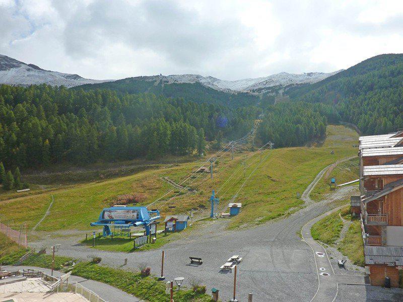 Location au ski Appartement duplex 3 pièces 9 personnes (496) - Résidence les Silènes - Mélèzes d'Or - Les Orres - Extérieur été