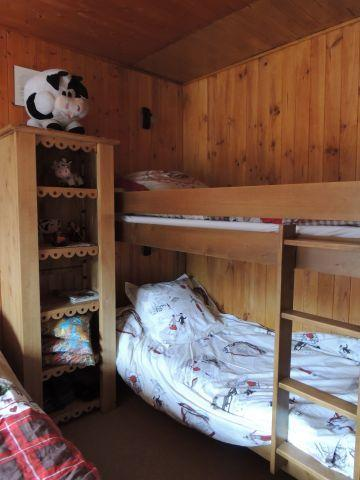 Vacaciones en montaña Apartamento 2 piezas para 5 personas (2829) - Résidence les Snailles - Châtel - Camas literas