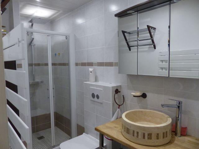 Vacaciones en montaña Apartamento 2 piezas para 5 personas (2829) - Résidence les Snailles - Châtel - Cuarto de baño