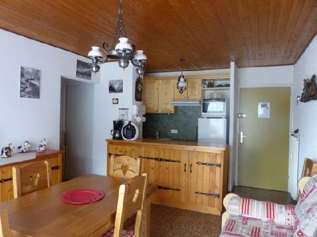 Vacaciones en montaña Apartamento 2 piezas para 5 personas (2829) - Résidence les Snailles - Châtel - Kitchenette