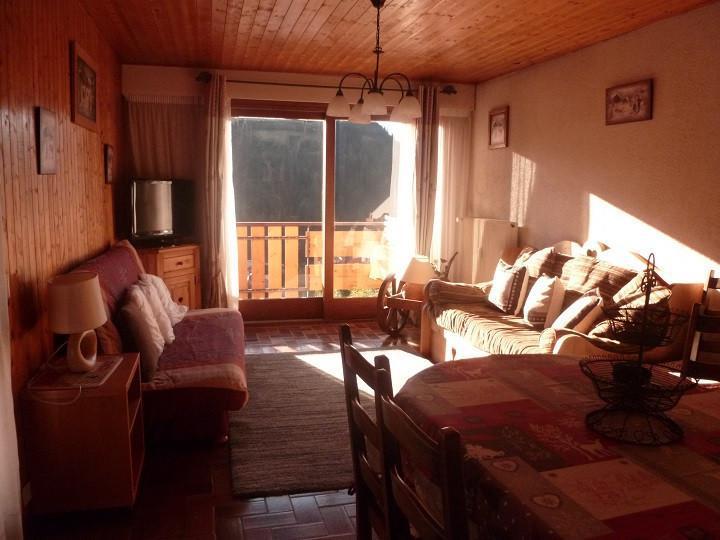 Vacances en montagne Appartement 3 pièces 6 personnes (031) - Résidence les Snailles - Châtel - Logement
