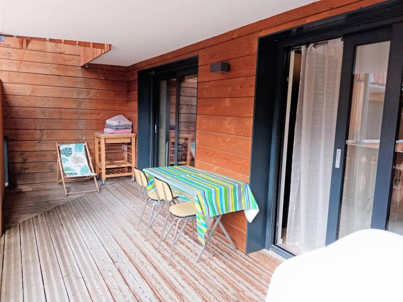 Wakacje w górach Apartament 3 pokojowy 6 osób (10) - Résidence les Soldanelles - Châtel