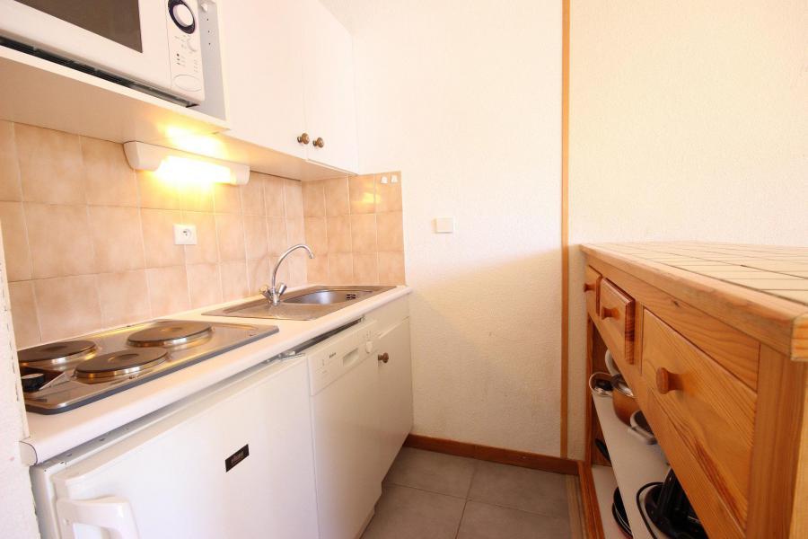 Vacances en montagne Appartement 2 pièces coin montagne 6 personnes (26) - Résidence les Soldanelles - Peisey-Vallandry - Cuisine