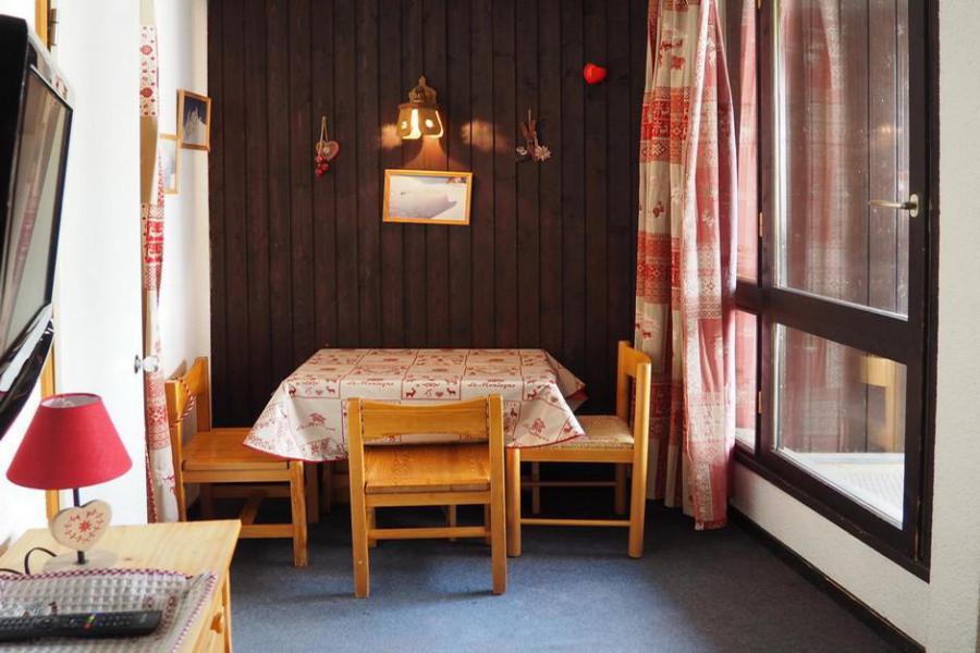 Holiday in mountain resort Studio 3 people (317) - Résidence les Soldanelles B - Les Menuires - Kitchenette