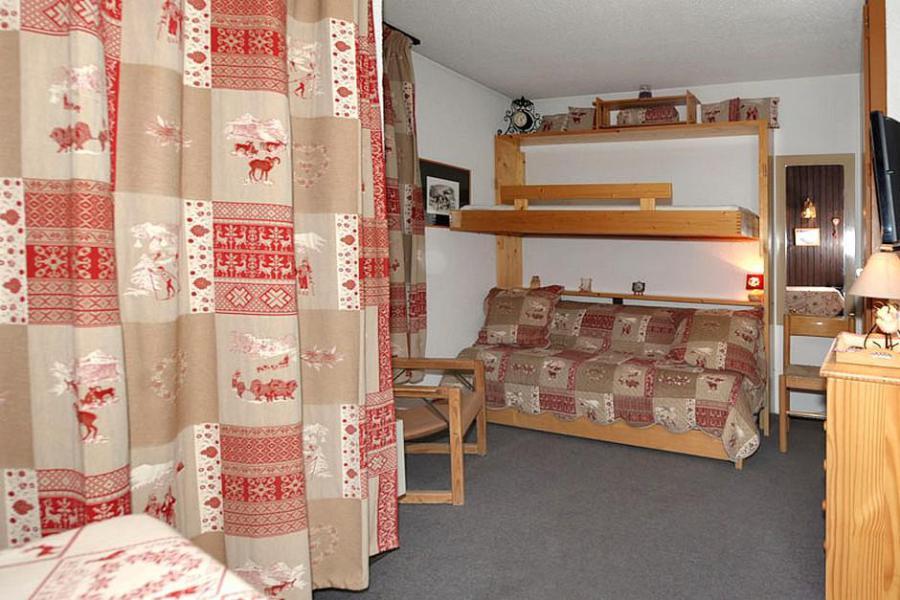 Holiday in mountain resort Studio 3 people (317) - Résidence les Soldanelles B - Les Menuires - Living room