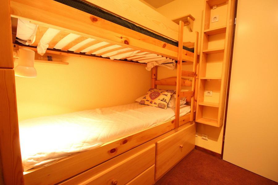 Vacances en montagne Studio coin montagne 4 personnes (38) - Résidence les Soldanelles - Peisey-Vallandry - Chambre