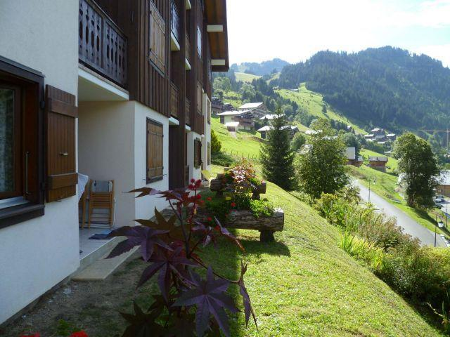 Vacaciones en montaña Apartamento cabina 2 piezas para 5 personas (004) - Résidence les Sorbiers - Châtel
