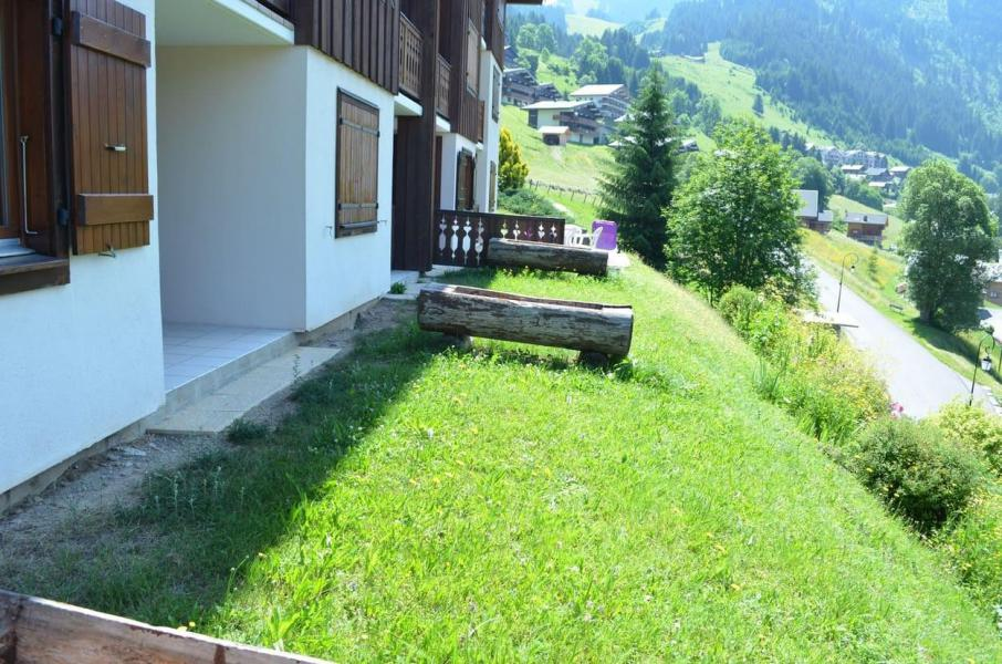 Vacaciones en montaña Apartamento cabina 2 piezas para 5 personas (002) - Résidence les Sorbiers - Châtel