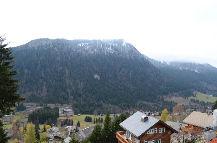 Vacaciones en montaña Apartamento 2 piezas para 4 personas (007) - Résidence les Sorbiers - Châtel