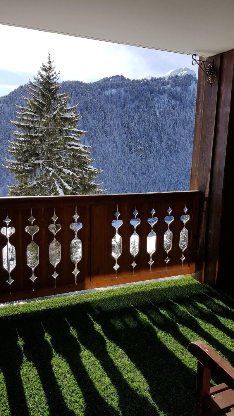 Vacaciones en montaña Apartamento 3 piezas para 6 personas (009) - Résidence les Sorbiers - Châtel