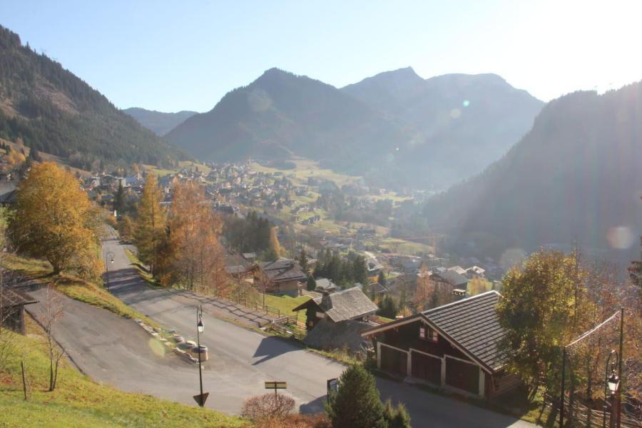 Vacaciones en montaña Apartamento 3 piezas para 6 personas (009) - Résidence les Sorbiers - Châtel - Verano