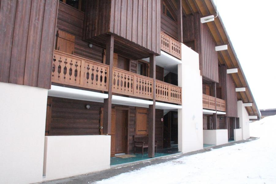 Vacaciones en montaña Logement 6 personnes - Résidence les Sorbiers - Châtel