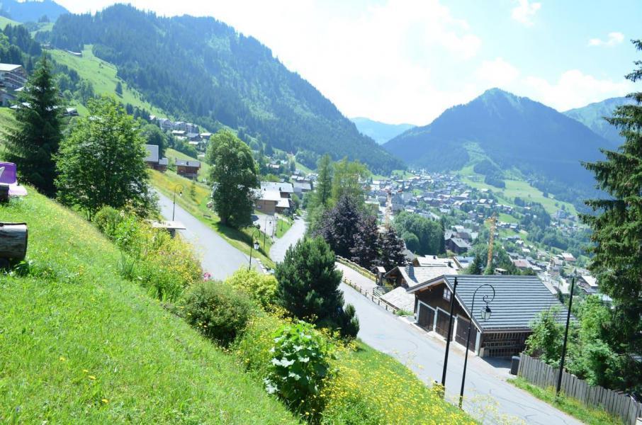 Vacances en montagne Appartement 2 pièces coin montagne 5 personnes (002) - Résidence les Sorbiers - Châtel