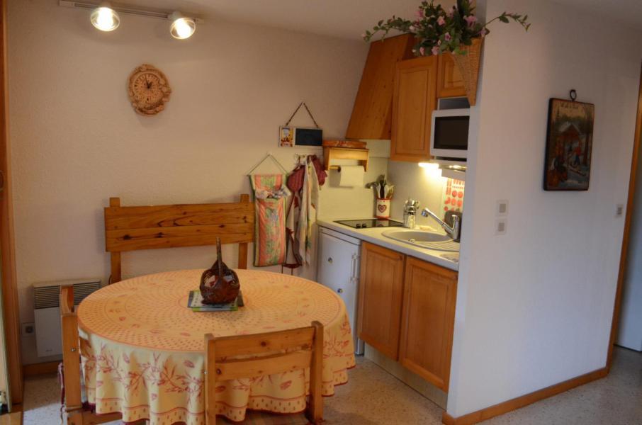 Vacaciones en montaña Apartamento 2 piezas para 4 personas (007) - Résidence les Sorbiers - Châtel - Alojamiento