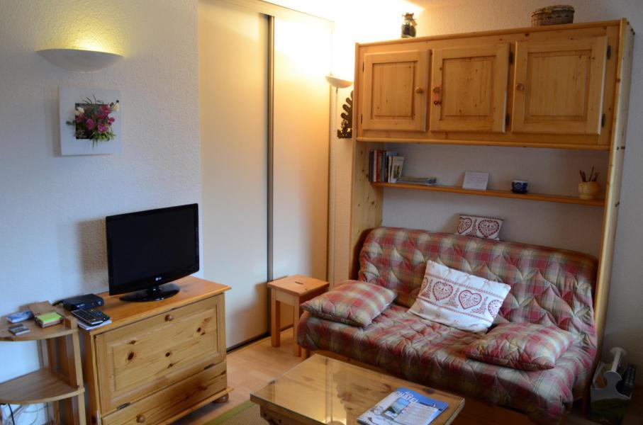 Vacaciones en montaña Apartamento 2 piezas para 4 personas (007) - Résidence les Sorbiers - Châtel - Banqueta