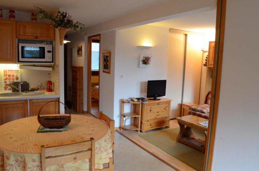 Vacaciones en montaña Apartamento 2 piezas para 4 personas (007) - Résidence les Sorbiers - Châtel - Estancia