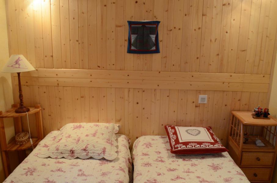 Vacaciones en montaña Apartamento 2 piezas para 4 personas (007) - Résidence les Sorbiers - Châtel - Habitación