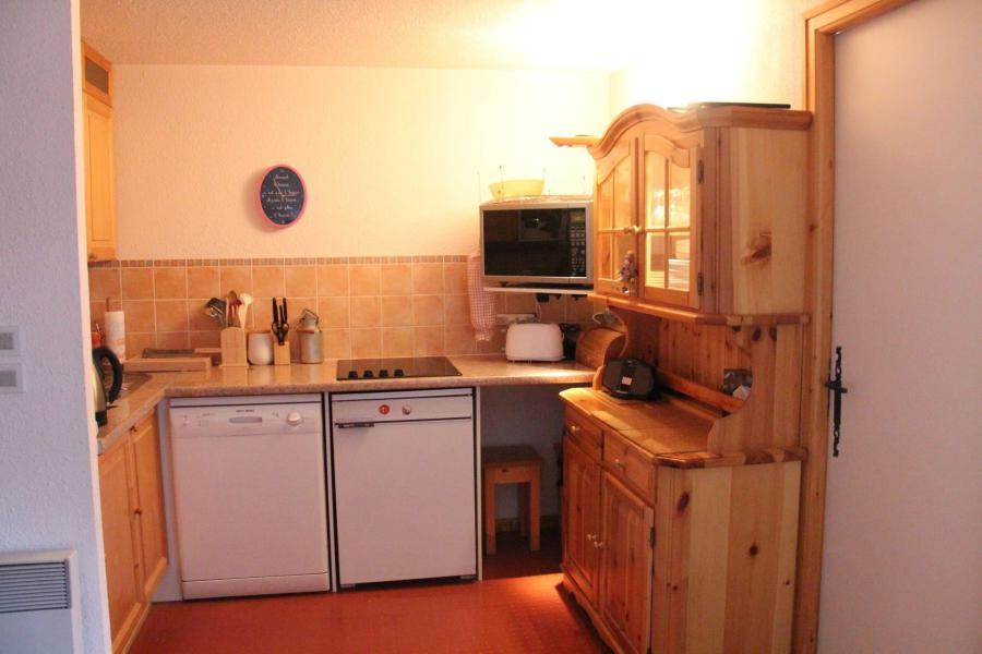 Vacaciones en montaña Apartamento 3 piezas para 6 personas (009) - Résidence les Sorbiers - Châtel - Kitchenette