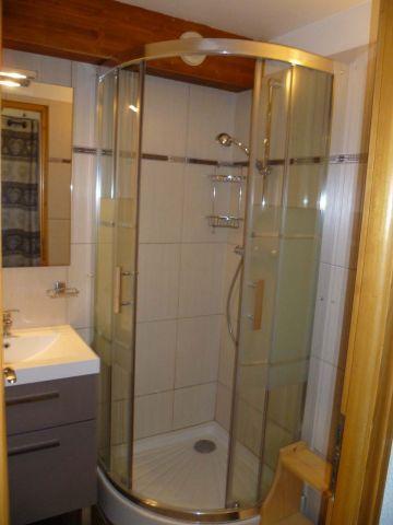 Vacaciones en montaña Apartamento cabina 2 piezas para 5 personas (004) - Résidence les Sorbiers - Châtel - Cuarto de baño