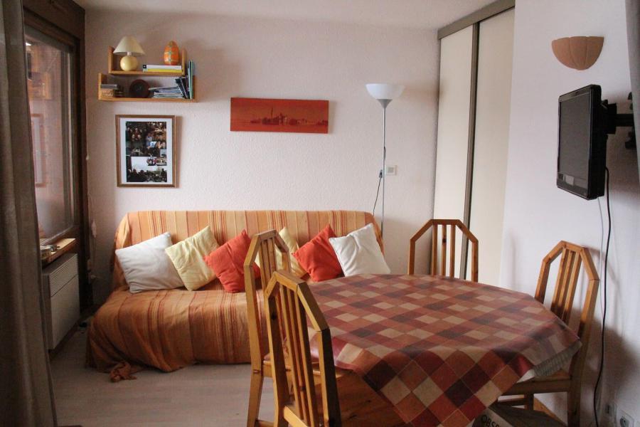 Vacances en montagne Appartement 3 pièces 6 personnes (009) - Résidence les Sorbiers - Châtel - Séjour