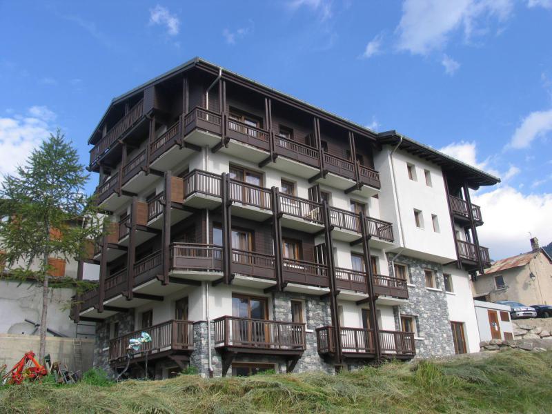 Location au ski Residence Les Sports - Aussois - Extérieur été