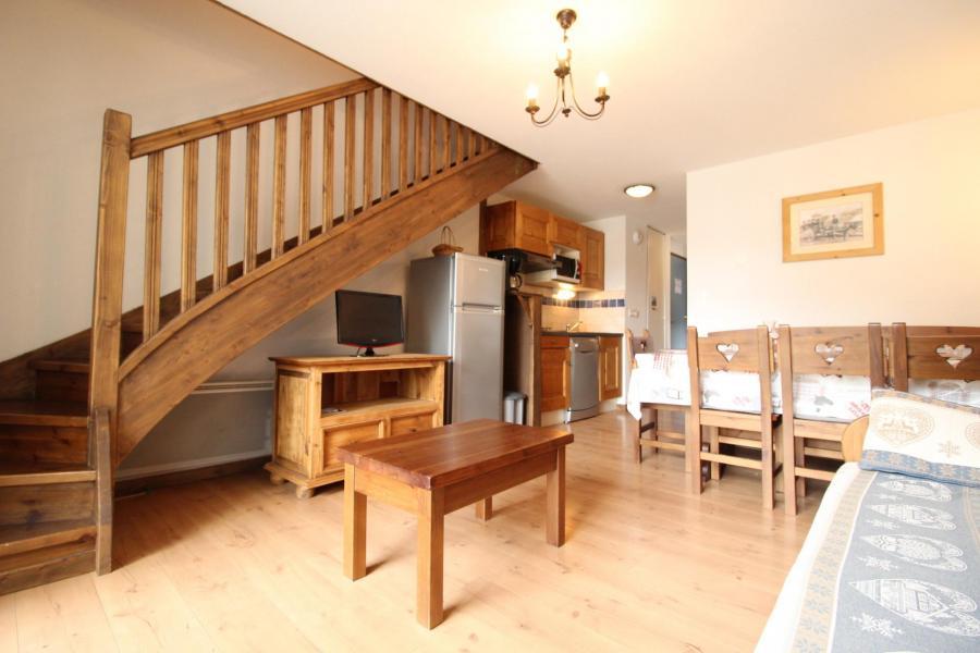 Vacances en montagne Appartement duplex 4 pièces 8 personnes (015) - Résidence les Sports - Aussois