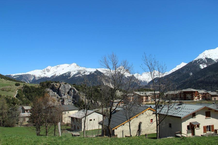 Vacances en montagne Appartement 3 pièces 6 personnes (003) - Résidence les Sports - Aussois