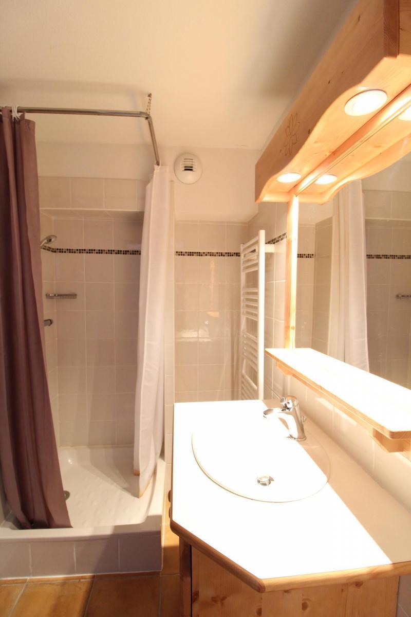 Vacances en montagne Appartement duplex 3 pièces 6 personnes (016) - Résidence les Sports - Aussois