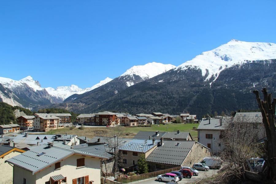 Vacances en montagne Appartement 2 pièces 4 personnes (005) - Résidence les Sports - Aussois - Extérieur été