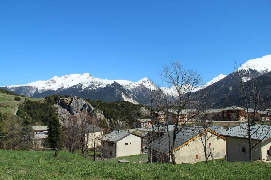 Vacances en montagne Appartement 2 pièces coin montagne 6 personnes (004) - Résidence les Sports - Aussois