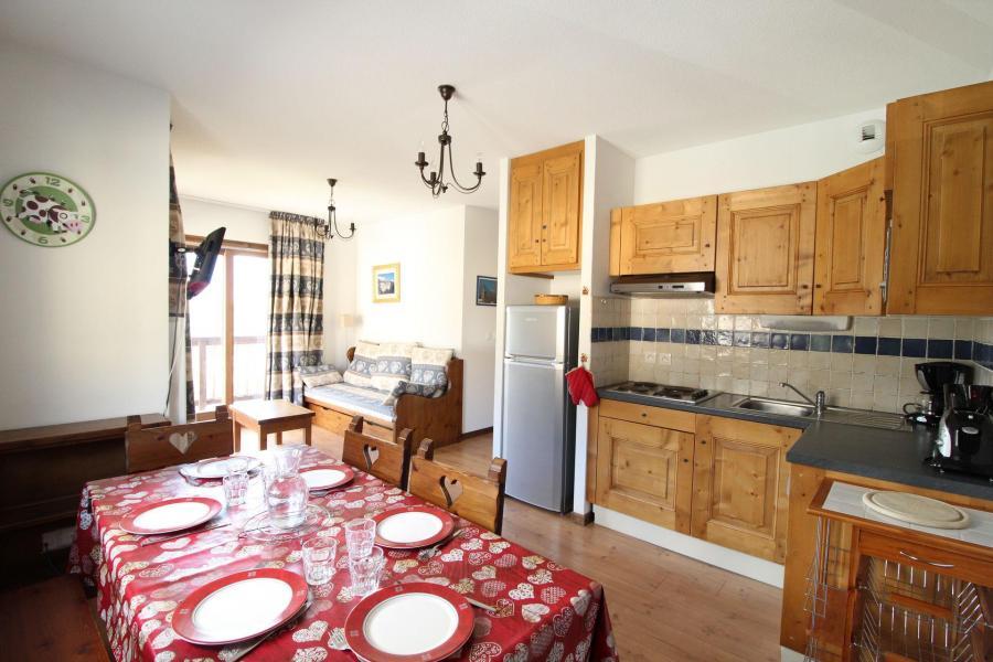 Vacanze in montagna Appartamento 3 stanze per 6 persone (008) - Résidence les Sports - Aussois - Cucina