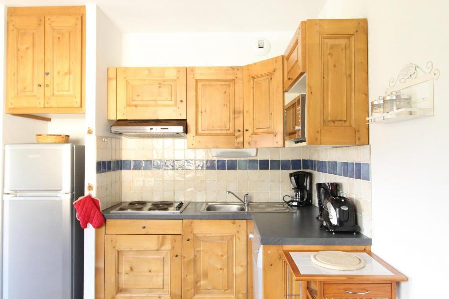 Vacanze in montagna Appartamento 3 stanze per 6 persone (008) - Résidence les Sports - Aussois - Cucinino