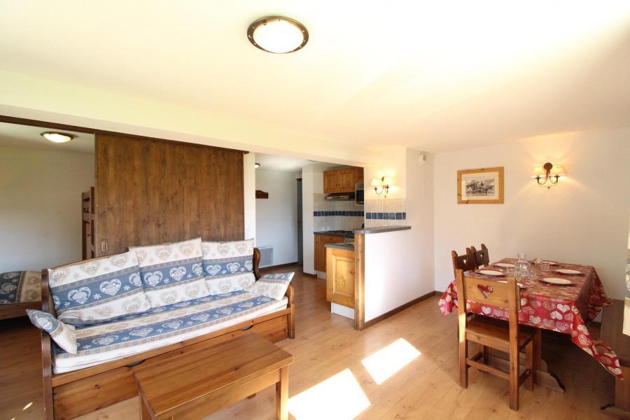 Vacances en montagne Appartement 3 pièces 6 personnes (001) - Résidence les Sports - Aussois - Séjour