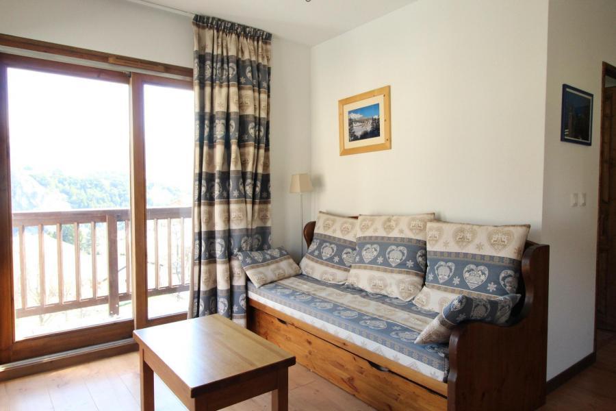 Vacances en montagne Appartement 3 pièces 6 personnes (008) - Résidence les Sports - Aussois - Banquette