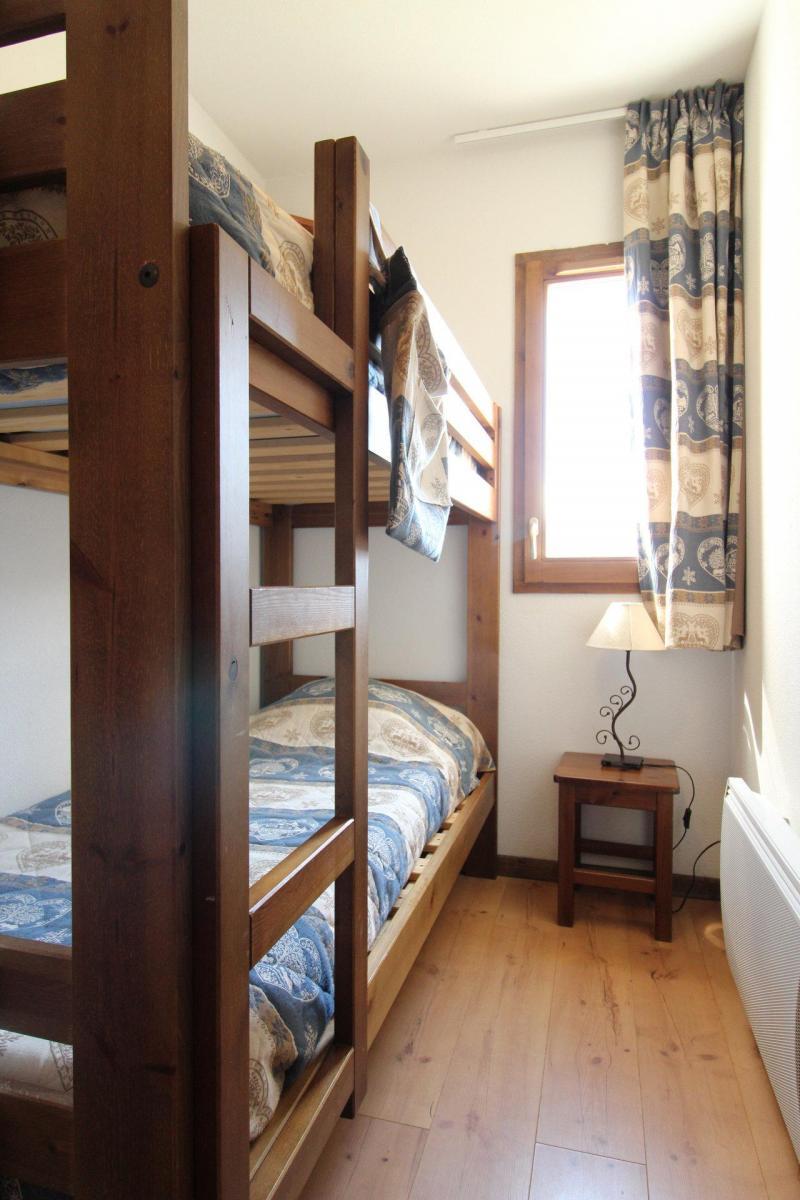 Vacances en montagne Appartement 3 pièces 6 personnes (008) - Résidence les Sports - Aussois - Lits superposés