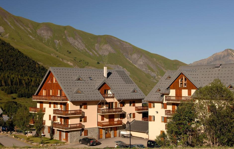 Vacances en montagne Résidence les Sybelles - Saint Sorlin d'Arves - Extérieur été