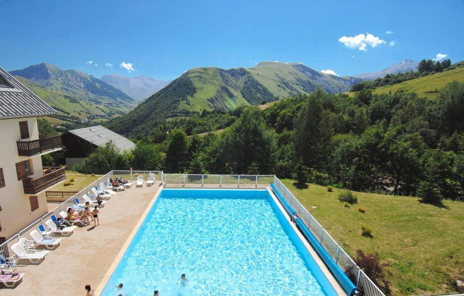 Vacances en montagne Résidence les Sybelles - Saint Sorlin d'Arves - Piscine