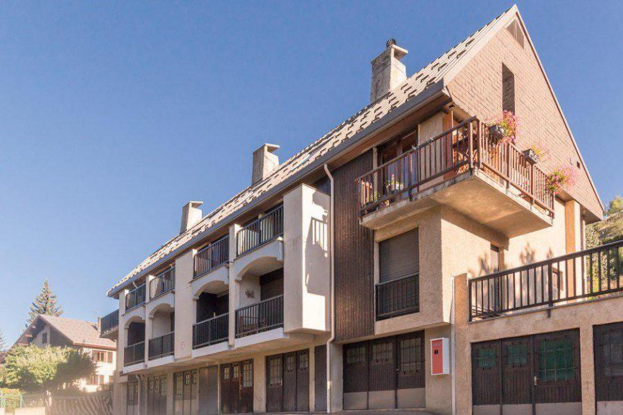 Vacances en montagne Studio cabine 6 personnes (GIBA9) - Résidence les Tamborels - Serre Chevalier