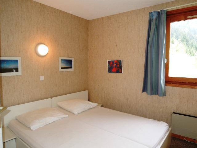 Vacances en montagne Appartement 2 pièces mezzanine 4 personnes (8) - Résidence les Tartifles - Châtel - Chambre