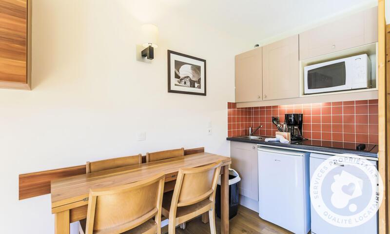 Wynajem na narty Apartament 2 pokojowy 5 osób (Confort 33m²-3) - Résidence les Temples du Soleil - Maeva Home - Val Thorens - Na zewnątrz latem