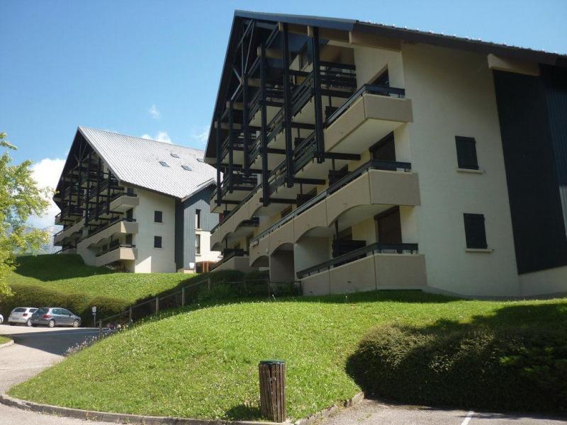 Vacaciones en montaña Résidence les Tennis - Villard de Lans - Verano
