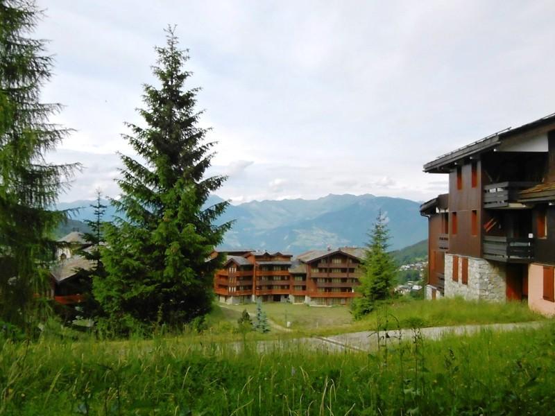 Location au ski Studio divisible 4 personnes (037) - Résidence les Teppes - Valmorel - Extérieur été