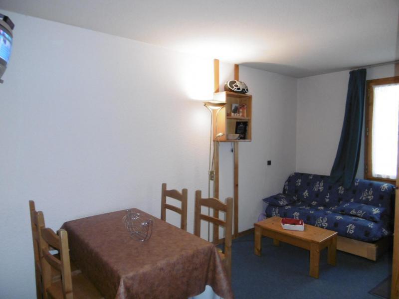 Vacances en montagne Studio divisible 4 personnes (037) - Résidence les Teppes - Valmorel