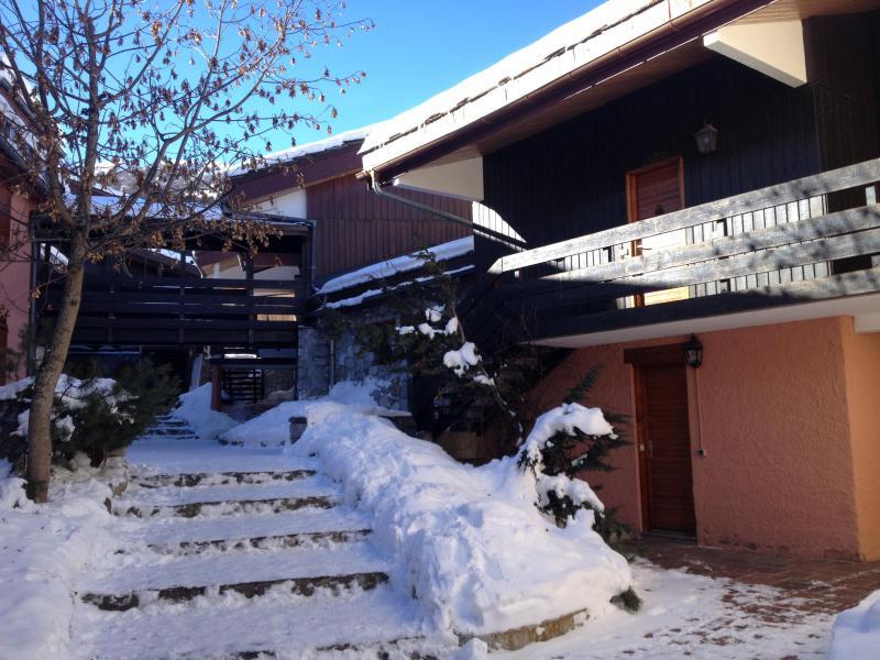 Vacances en montagne Résidence les Teppes - Valmorel