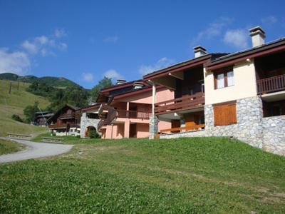 Vacances en montagne Appartement 2 pièces 6 personnes (029) - Résidence les Teppes - Valmorel