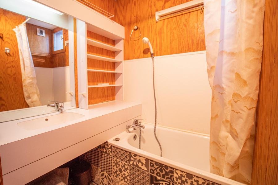 Vacances en montagne Appartement 2 pièces 6 personnes (029) - Résidence les Teppes - Valmorel - Baignoire